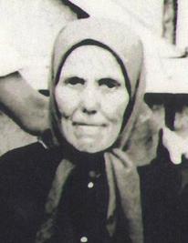 Вдова: Докучаева (Субботина) Ксения Григорьевна