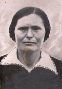 Вдова: Брызгалова Анна Дмитриевна