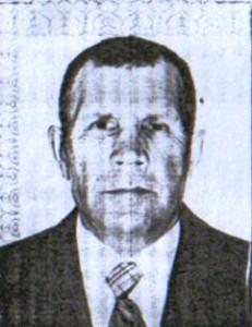 Сын погибшего: Алексей Данилович Зырянов