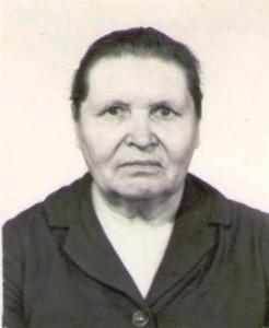 Вдова: Карпова Фёкла Платоновна