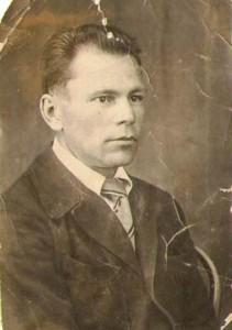 Лихачев Н.Я. - Фото 1939 г.  (г. Камышлов)