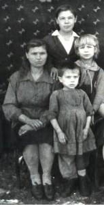 Шихова Федотья Васильевна