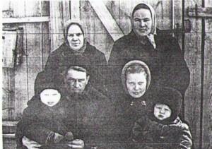 Семья Шлюшкиных
