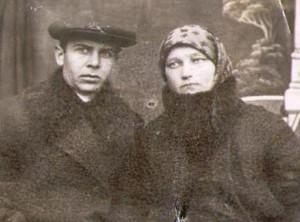 1938 - 1939 г.г .Щипачёв Григорий Фёдорович, Вдова: Сединкина Лукия Акимовна
