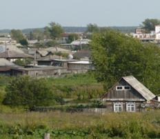 дом Жданова А.Я. в г. Серов