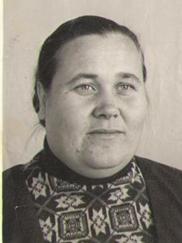 вдова в сентябре 1976 г.