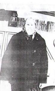 Вдова: Ляпунова Анна Фёдоровна