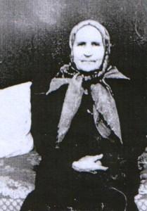 Вдова: Орлова Евдокия Александровна