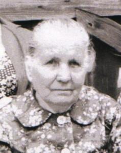Вдова: Сабанина (Сутягина) Федора Сергеевна