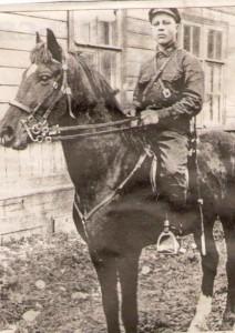 Н.В. Скоморохов -  герой гражданской и Великой Отечественной войн