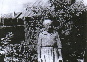 Вдова: Субботина Анна Антоновна