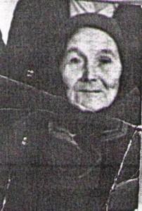 Вдова: Суставова Василиса Ивановна
