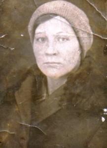 Вдова: Морозова Мария Никитична