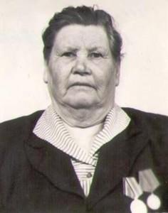 Вдова: Новопашина Сусана Семеновна (Михайловна)
