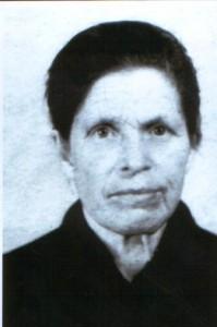 Вдова: Чащина Лукерья Кузьмовна