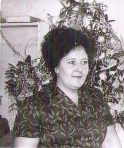 Сметанина  (Красулина) Нина Матвеевна