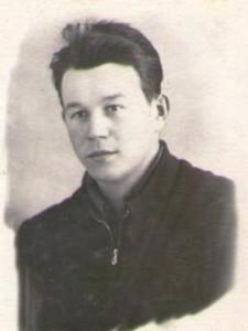 Хохлов Геннадий Клементьевич - 1936 год