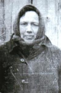 Вдова: Сутягина Прасковья Перфильевна