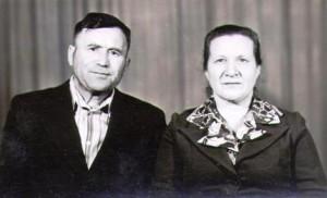 Бормотов Виталий Степанович с Женой Ниной Васильевной