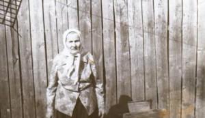 Вдова Аникина М.Д.