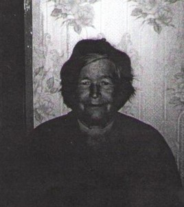 Дочь Александра Степановна