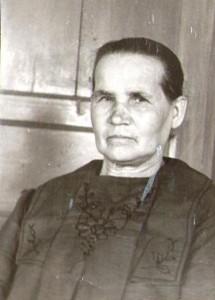 Вдова – Никитина Афонасья Ивановна