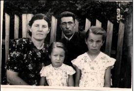 Семья Евгения Тимофеевича