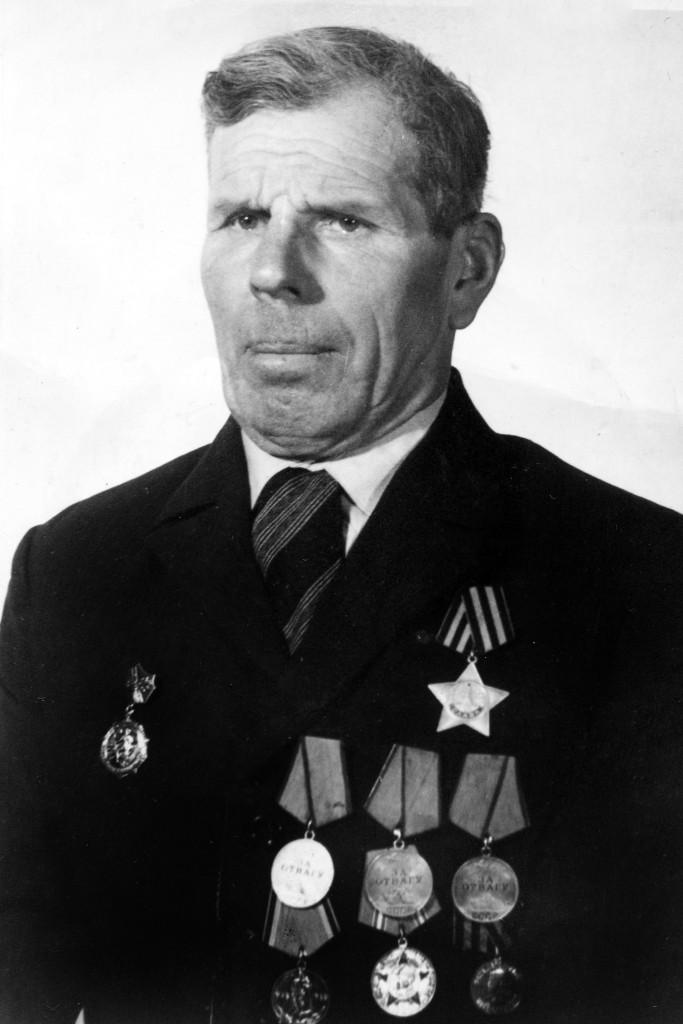 Аникин Александр Яковлевич
