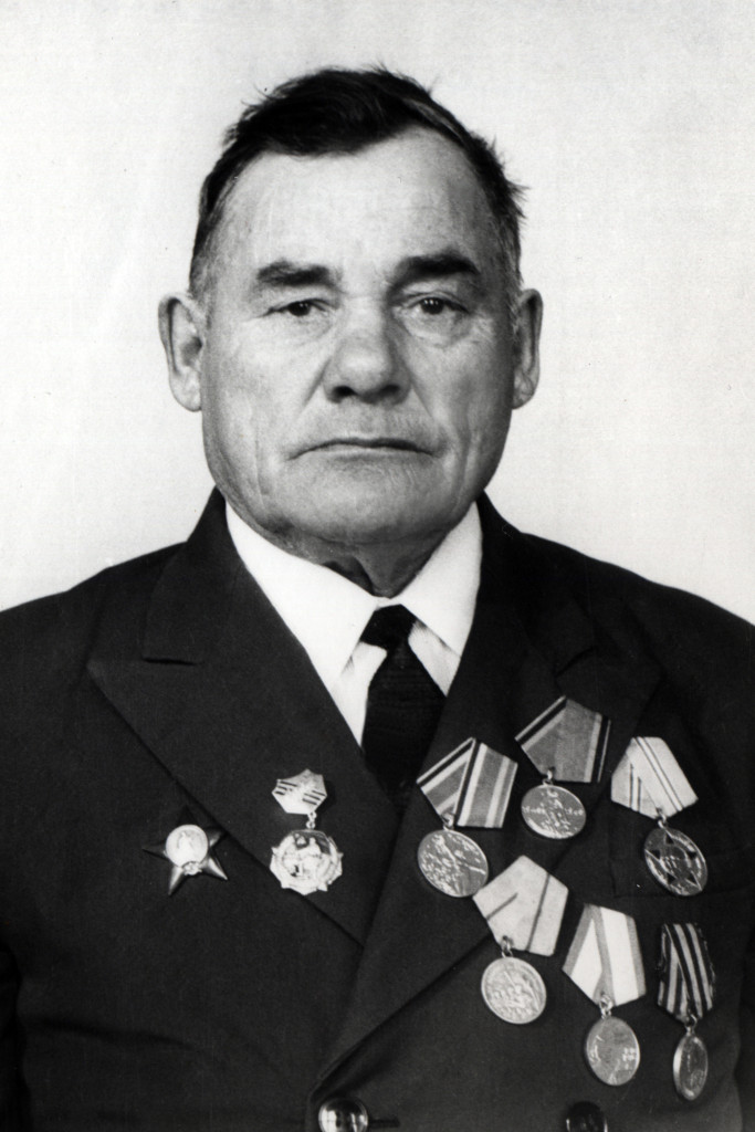 Кузеванов Николай Данилович