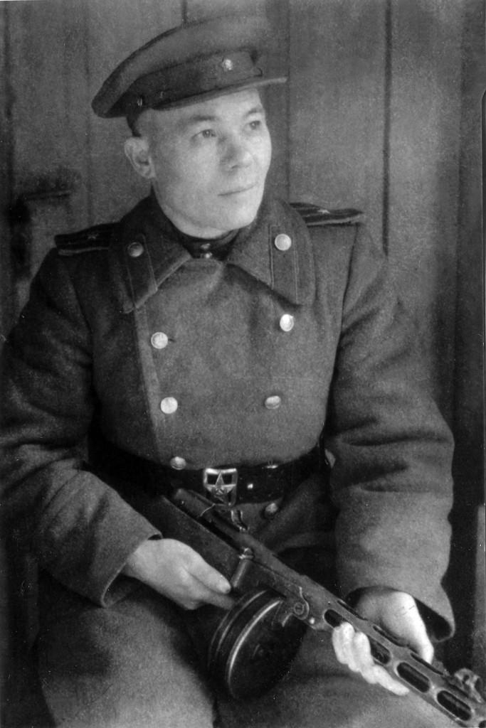 Шевелев Василий Степанович