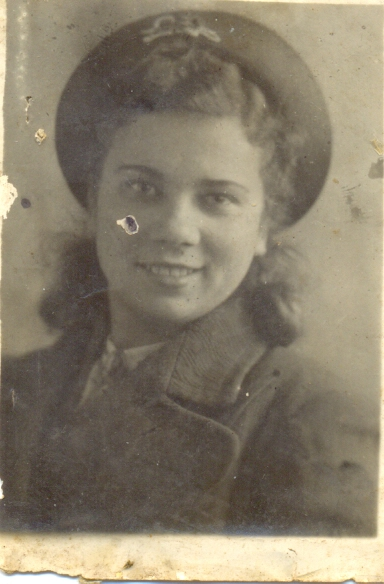 жена Анна Егоровна