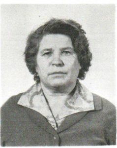 Долгополова (Лукиных) Анна Ксенофонтова